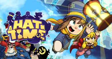 A Hat in Time kapak